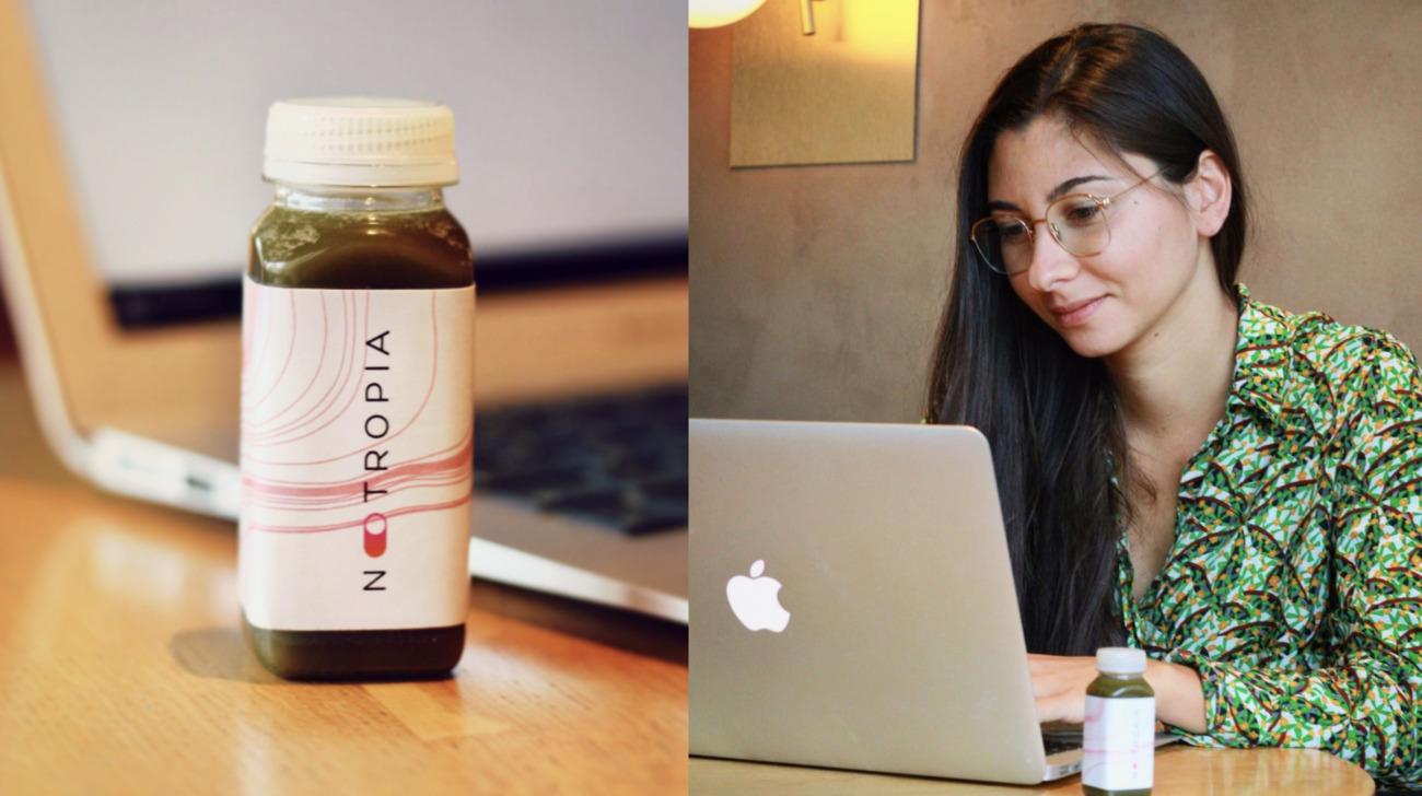 Nootropia : une alternative aux boissons de productivité ?